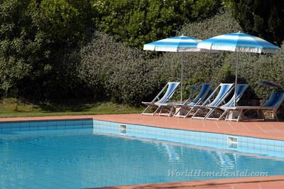 Apartment 4961: Apartment Montaione, Tuscany, Italy