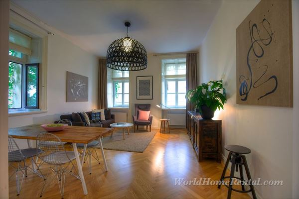Apartment 5865: Apartment Zone 1 - Down town, Prague, Czech Republic
